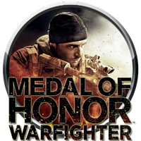 Medal of honnor Warfighter by C3D49