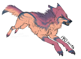 [Wolf Adopt] - CLOSED by Linkaton