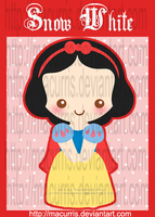 Chibi Snow White by macurris