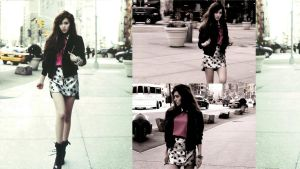 Ssica in New York by girl