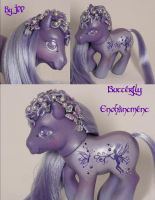 Butterfly Enchantment View 2 by JoshsPonyPrincess