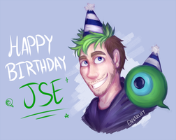 Congrats on your birth, Jack by Envarchy
