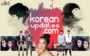 Korean Updates Wallpaper by GraPHriX