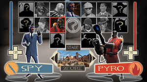 TF2 fighting game idea EDIT by BrokenTeapot