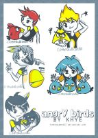 Angry Birds by timeshadows07