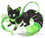 Cat Adopt - 20 Points - CLOSED by Abyssal-Adopts