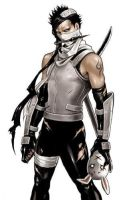 Anbu Zabuza Inspiration by luretan