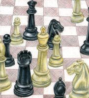 Chess by penguinluv4ever