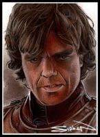 Tyrion Lannister by RandySiplon