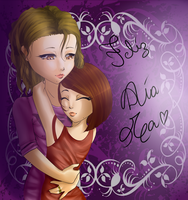 I love you by M-Laurent
