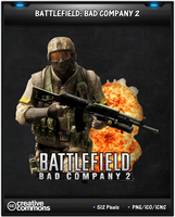 Battlefield Bad Company 2 by 3xhumed