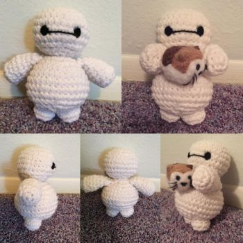 Baymax and Mochi by bumblebee5757
