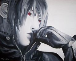 Noctis Lucis Caelum Painting by MoPotter