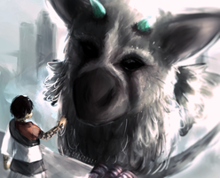 The Last Guardian by AstonGardens