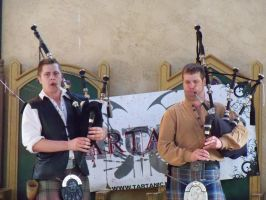 Tartanic Pipes by TimelordWitch10