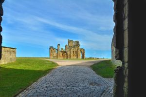 Benedictine Priory, Tynemouth by roodpa