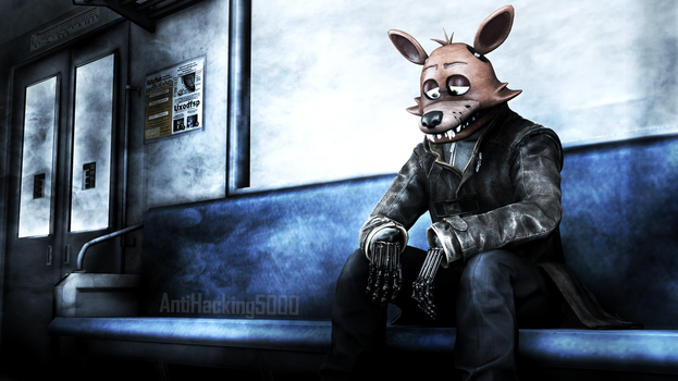 [SFN FNAF] A sad note in the life by AntiHacking5000