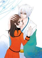 kamisama kiss by Hacchi-orange
