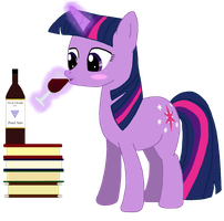 Twilight Drunkle by CatIron