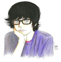 Asa Butterfield by nay-only
