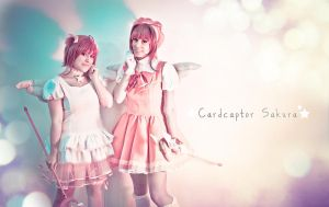 CARD CAPTOR SAKURA Cosplay by Phadme
