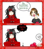An Overused Valentine by Cataclysmic-Phantom