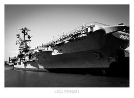 USS Intrepid I by AlexMarshall