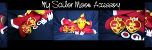 Sailor Moon accessory by Liliyes