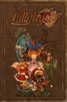Lullaby TPB Cover by -seed-