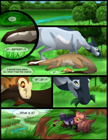 ReHistoric: Book 1: Page 20 by albinoraven666fanart