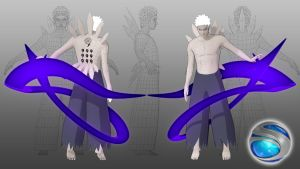 Obito Uchiha (stage 1) by Show940