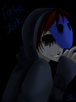 Eyeless Jack by BakaIdiota