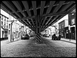 Under The L by Vermontster
