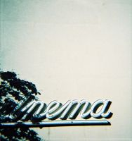 cinema by tupperwearlove