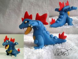 160 Feraligator by VictorCustomizer