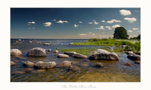 The Baltic Stone tears by Erni009