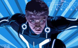 TRON LEGACY IN WPAP by YUHEND