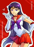 Sailor Mars by Winblade