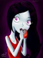 AT: Marceline :3 by heeyjayp17