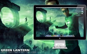 Green Lantern by RurouniVash