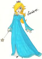 Princess Rosalina by singstargirl13