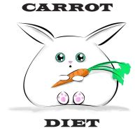 Carrot Diet by gsidis