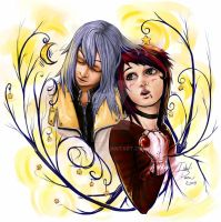 Kingdom Hearts: I Must be Dreaming by ishali