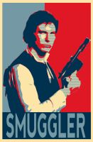 Han Solo by thecrow1299