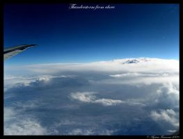 Thunderstorm from above by sicmentale