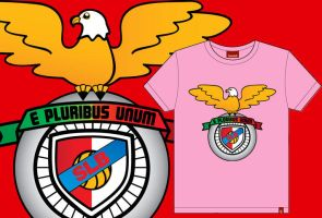 Cute Benfica t-shirt by Pirlipat