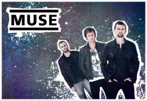 Muse collage by Invincible3713