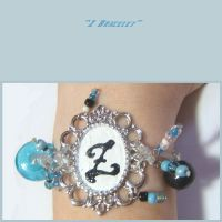 Z bracelet by SkyWookiee