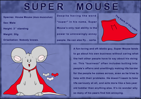 Super Mouse Ref by Sharubii