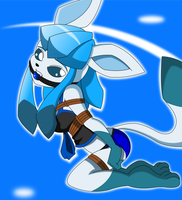 #471-Glaceon by Blue-Lightning50